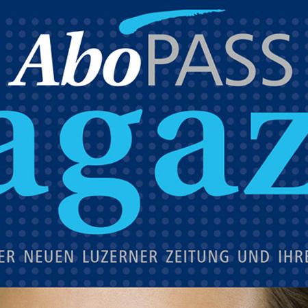 Neue Luzerner Zeitung – AboPass-Magazin