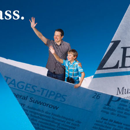 Neue Luzerner Zeitung – Abonnentengewinnung