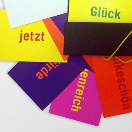 TA in Luzern – Kartenset