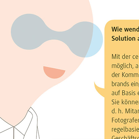 censhare (Schweiz) AG – Brand Management Solution
