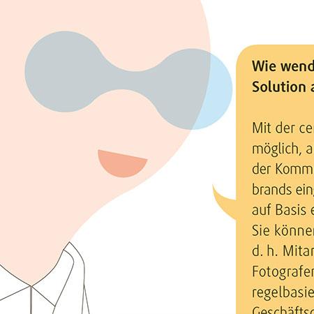 censhare (Schweiz) AG –Brand Management Solution